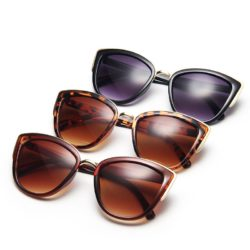 FLORA CAT EYE VINTAGE SUNGLASSES