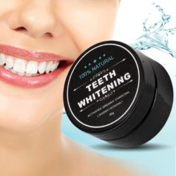 ORGANIC CHARCOAL POWDER TEETH WHITENING
