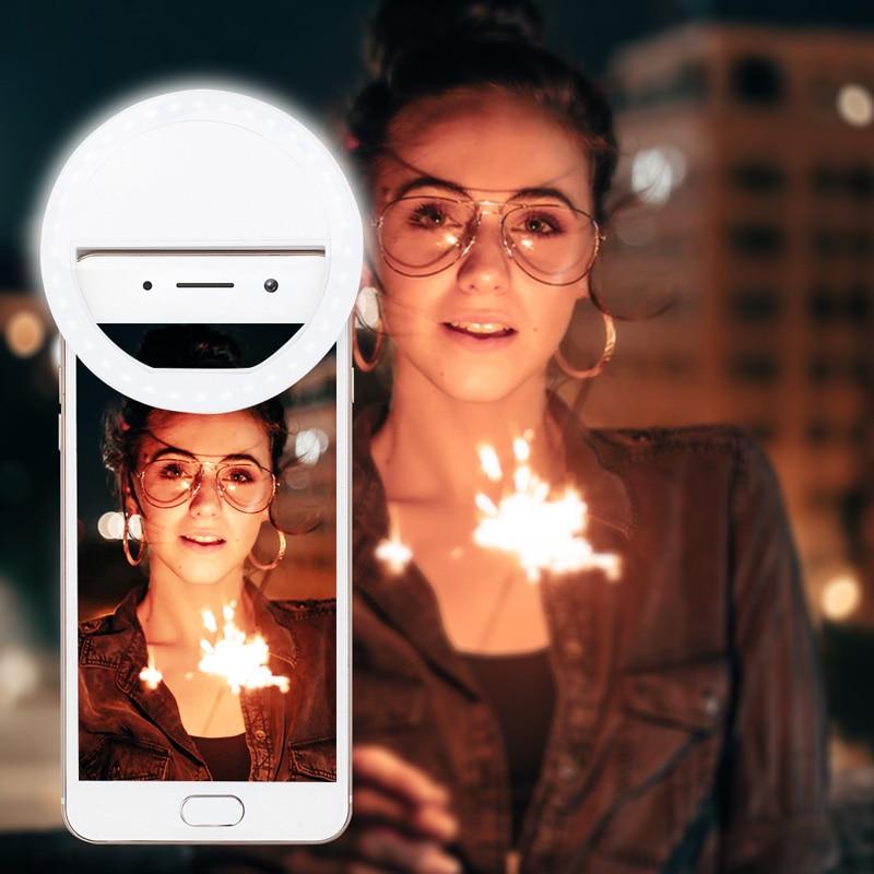 PORTABLE LED MINI SELFIE LIGHT