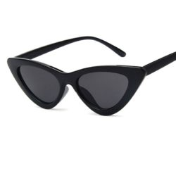 THETIS VINTAGE SMALL CATEYE SUNGLASSES