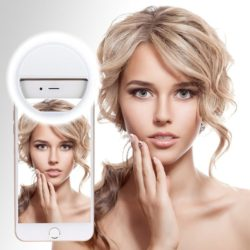 PORTABLE LED MINI SELFIE LIGHT