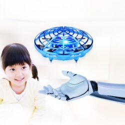 MAGIC UFO – HAND CONTROLLED MINI DRONE